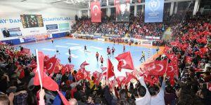 Hentbol Milli Takımı, Yunanistan'ı yendi