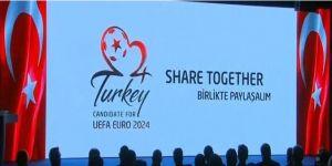 TFF, Euro 2024 adaylığı için belirlenen logo ve sloganı açıkladı