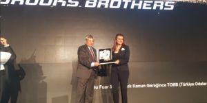 Brooks Brothers'ın Beşiktaş kreasyonuna 'En Şık Sponsor' ödülü!