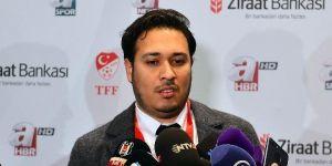 """Ali Naibi: """"Umuyorum turu geçen biz olacağız"""""""