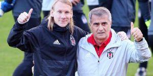 Domagoj Vida, Antalyaspor maçında oynayacak mı?
