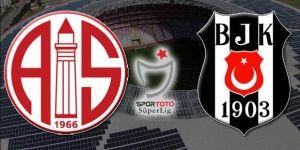 Beşiktaş'ın rakibi Antalyaspor'da beklenen ayrılık!