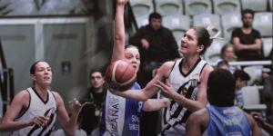 Beşiktaş Kadın Basketbol Takımından galibiyet!