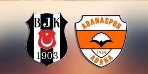 Adanaspor-Beşiktaş maçı bilet fiyatları belli oldu