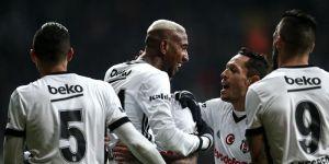 Yenilmez Beşiktaş! Seriyi sürdürüyor
