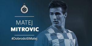 Club Brugge, Mitrovic'i kadroya aldı