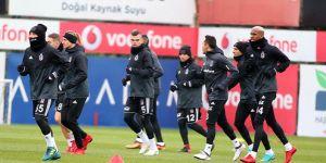Bursaspor maçı hazırlıkları başlıyor