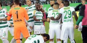 Bursasporlu oyunculardan Bursaspor-Beşiktaş karşılaşması değerlendirmeleri