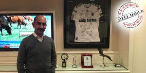 Beşiktaş Kongre Üyesi Mesut Darendeli ile Beşiktaş aşkını ve ideallerini konuştuk
