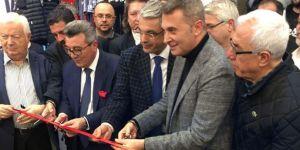 Fikret Orman, Karşıyaka Mavişehir Ege Park AVM Kartal Yuvası'nın açılış törenine katıldı