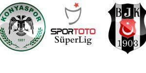 Konyaspor - Beşiktaş maçının İddaa oranları değişti