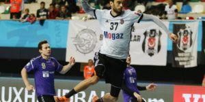 Beşiktaş Mogaz deplasmanda galip!