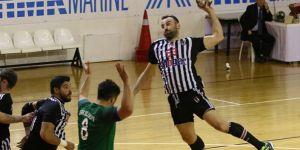 Hentbol Türkiye Kupası maçları sürüyor! Beşiktaş Mogaz galip