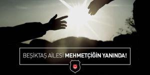 """""""Beşiktaş Ailesi Mehmetçiğin yanında!"""""""