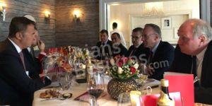 ÖZEL | Bayern Münih'in Beşiktaş'a verdiği yemekte Fikret Orman'a büyük sürpriz