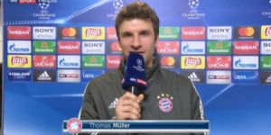 """Müller: """"Kırmızı kart lehimize oldu."""""""