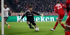 Bayern Münih-Beşiktaş karşılaşması reyting listesinde...