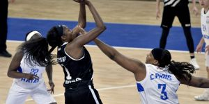 Kadın Basketbol Takımı kupaya veda etti...