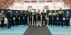 Beşiktaş Masa Tenisi Takımı Balkan Şampiyonu oldu!
