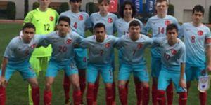 U-15 Milli Takımı'nın aday kadrosu açıklandı! Beşiktaş'tan 1 isim...