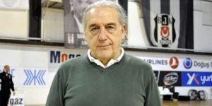 Levent Çifter'den Beşiktaş RMK Marine'ye kutlama