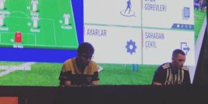 Sergen Yalçın, E-Spor Arena Oyun Festivali'nde durdurulamıyor!