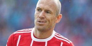 """Robben'den Beşiktaş açıklaması! """"Rövanşta kesinlikle ciddi olmalıyız..."""""""