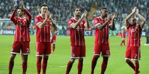 """Alman basını Bayern galibiyetini böyle duyurdu: """"Boğaz'daki cehennem Bayern'e işlemedi."""""""
