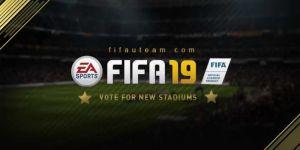 FIFA 19, yeni stadyum seçmelerini yapıyor! Vodafone Park...