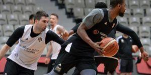 Anadolu Efes maçı hazırlıkları devam ediyor