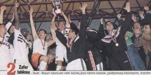 TARİHTE BUGÜN | Kupa Beşiktaş'ın!
