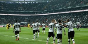 Beşiktaş, Avrupa'da 206. randevuda