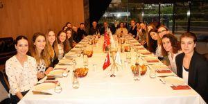 Beşiktaş Kadın Voleybol Takımı sezon kapanış yemeğinde buluştu