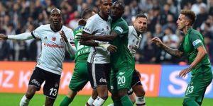 Beşiktaş ile Akhisarspor 12. randevuda
