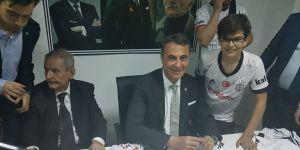 Fikret Orman, Akhisarlı Beşiktaşlılarla buluştu