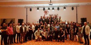 Kartal Yuvası ekibi Antalya'da buluştu