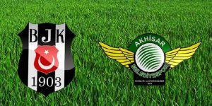 Beşiktaş Akhisarspor maçı şifresiz CANLI izle