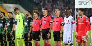 Deniz Çoban, Akhisarspor-Beşiktaş maçını yöneten Hüseyin Göçek'in performansını değerlendirdi