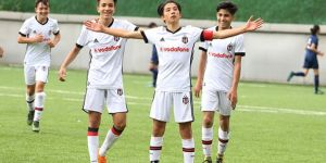 Beşiktaş'ın gençleri Kasımpaşa'yı 3 golle yendi