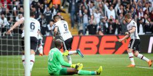 Beşiktaş, Malatya'yı 3 golle geçti!