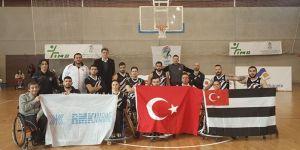 Beşiktaş RMK Marine oyuncularına milli davet