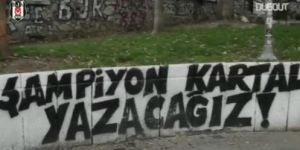 Beşiktaş'tan 'şampiyonluk' videosu!