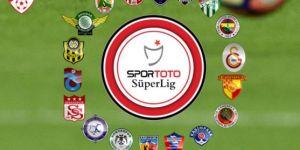 Spor Toto Süper Lig'de günün maçları