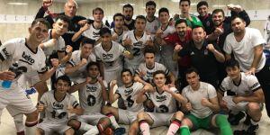 Beşiktaş U-17 Takımı şampiyonluğunu ilan etti!