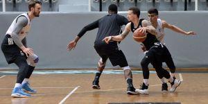 Eskişehir Basket maçı hazırlıkları başladı