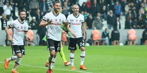 Beşiktaş, 2 golle galibiyete uçtu!