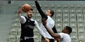 Eskişehir Basket maçı hazırlıkları sürüyor