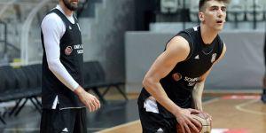 Beşiktaş Sompo Japan bu akşamki Eskişehir Basket maçı hazırlıklarını tamamladı