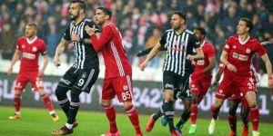Beşiktaş-Sivasspor arasında golsüz maç yok!