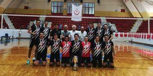 Beşiktaş Genç Erkek Voleybol Takımı Türkiye Şampiyonu oldu